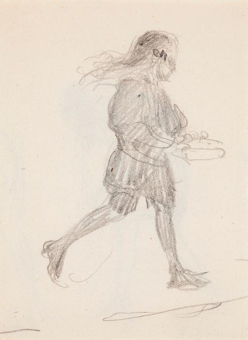 Antti juoksee