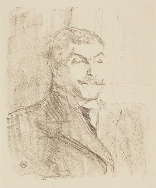 Lucien Guitryn muotokuva