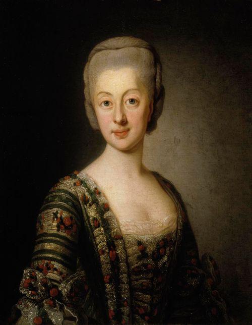 Kuningatar Sofia Magdalena