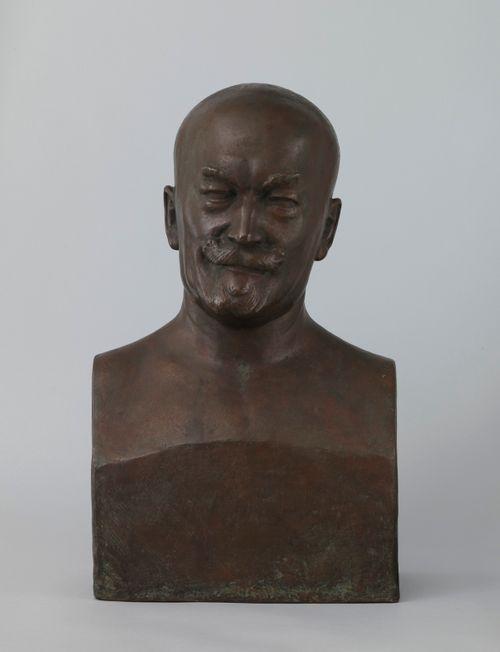 Tehtailija A. N. Keirknerin muotokuva