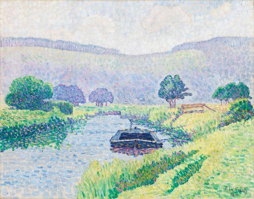 Amberleyn jokilaakso (Arunjoki)