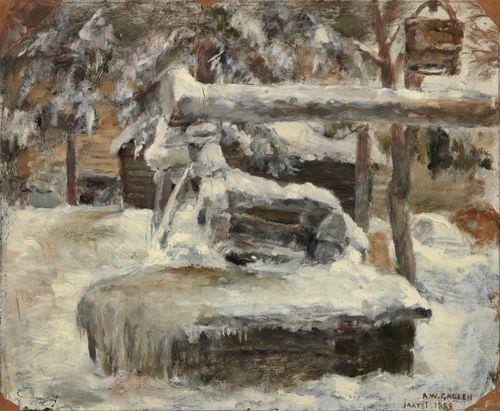 Luminen pihamaa