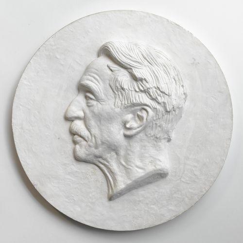 J. J. Tikkasen muotokuvamedaljonki
