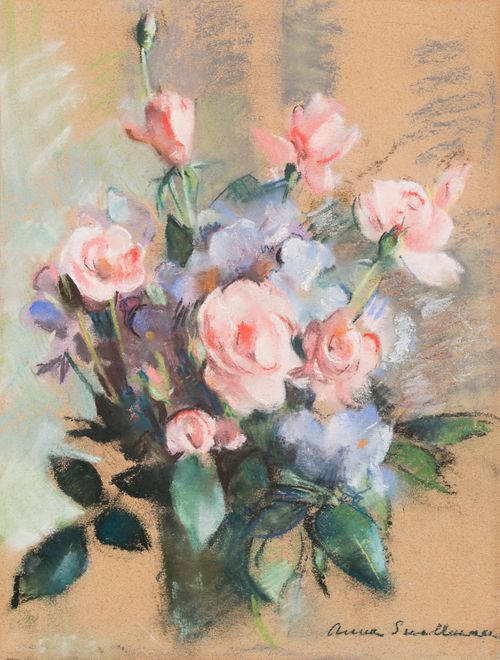 Ruusuja ja orvokkeja
