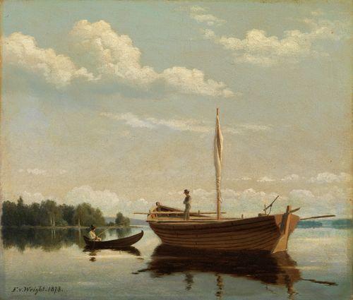 Kuopion saaristossa