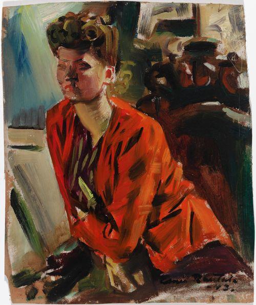Margit Rautala-Kaipaisen muotokuva
