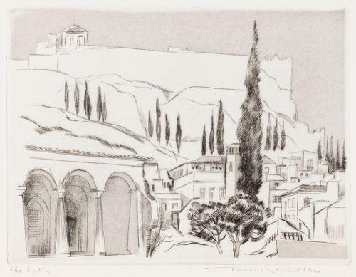 Akropolin juurelta