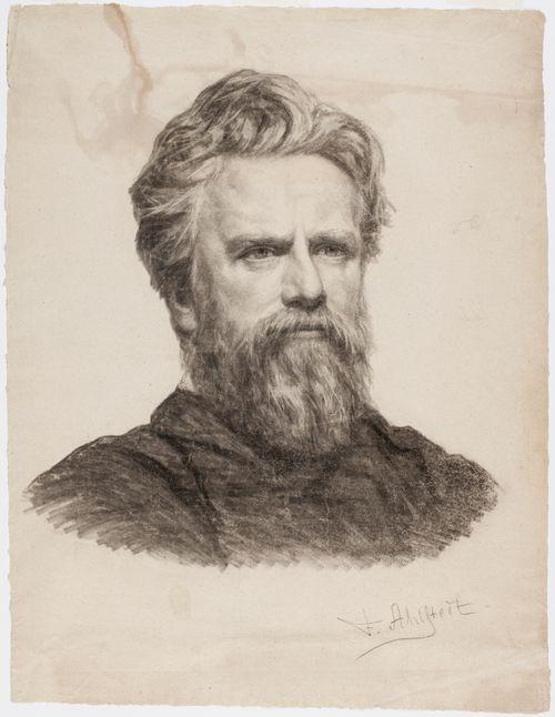 C. E. Sjöstrandin muotokuva