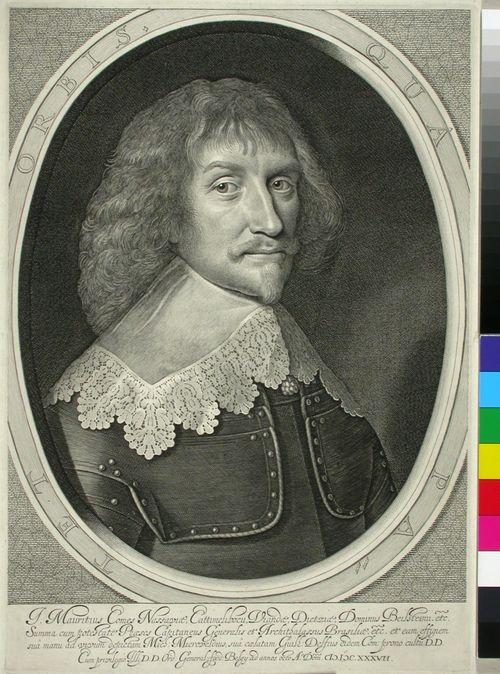 Nassaun kreivi Johan Moritz