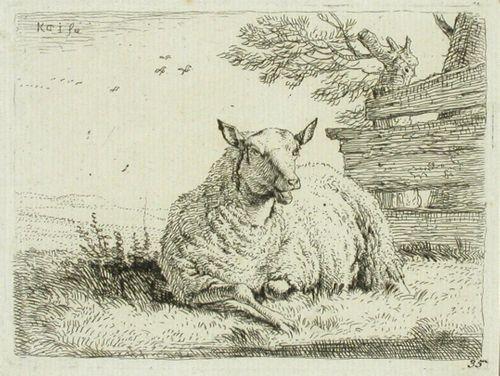 Lammas lankkuaidan vieressä