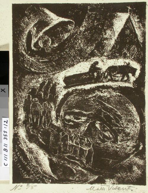Kantelettaren kuvitusta (12) ; Syäntäni tuimelevi