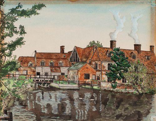 Flatford Mill (Nr. Dedham)