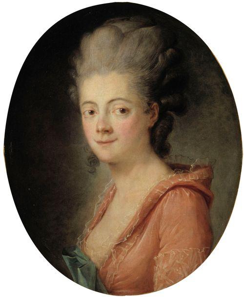 Naisen muotokuva