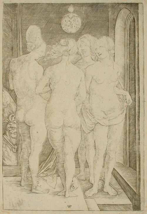 Neljä alastonta naista - Noidat