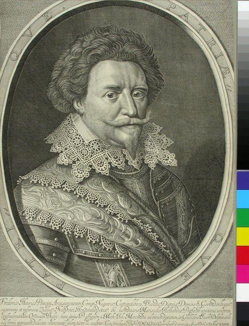 Oranjen prinssi Fredrik Henrik