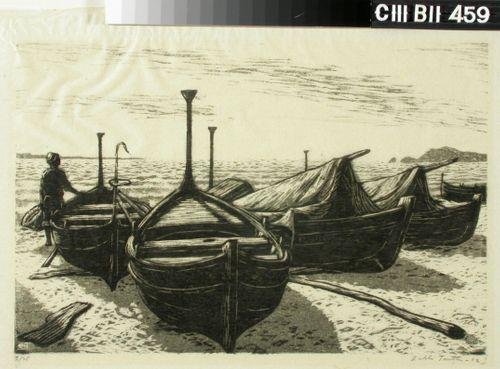 Sisilialaisia veneitä