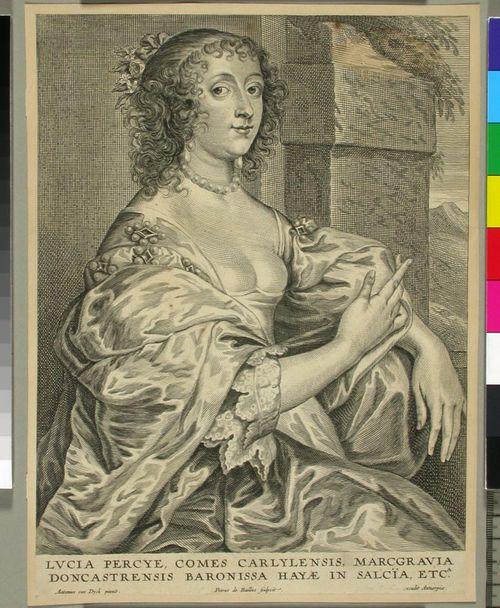Lucy Percy, Carlislen kreivitär