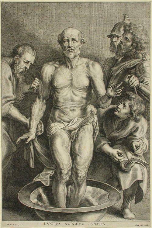 Senecan kuolema