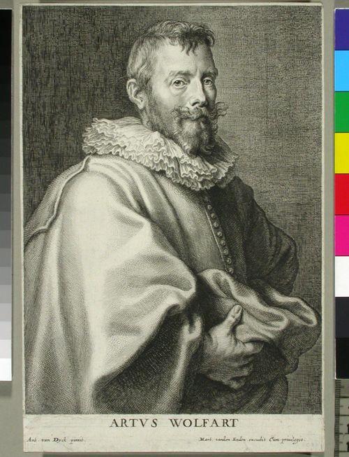 Artus Wolfart, puolivartalokuva