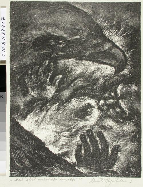 Kalevalan kuvitusta, VII runo