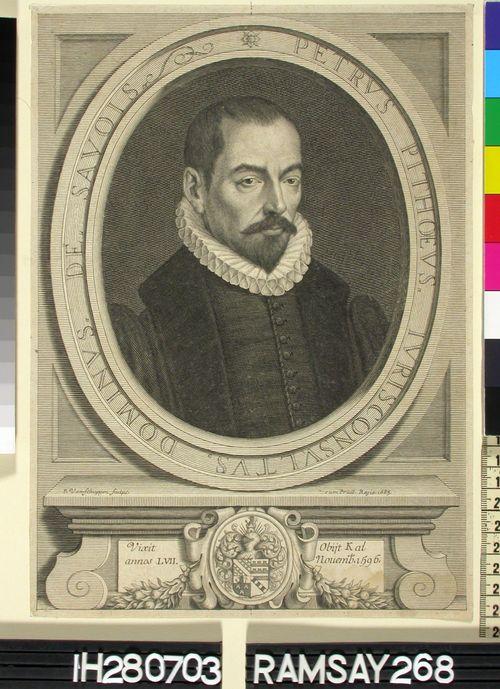 Petrus Pithoeus