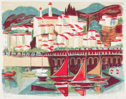 Välimeren kaupunki (Menton)