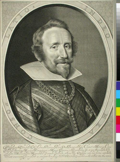 Pfalzin kreivi Wolfgang Wilhelm