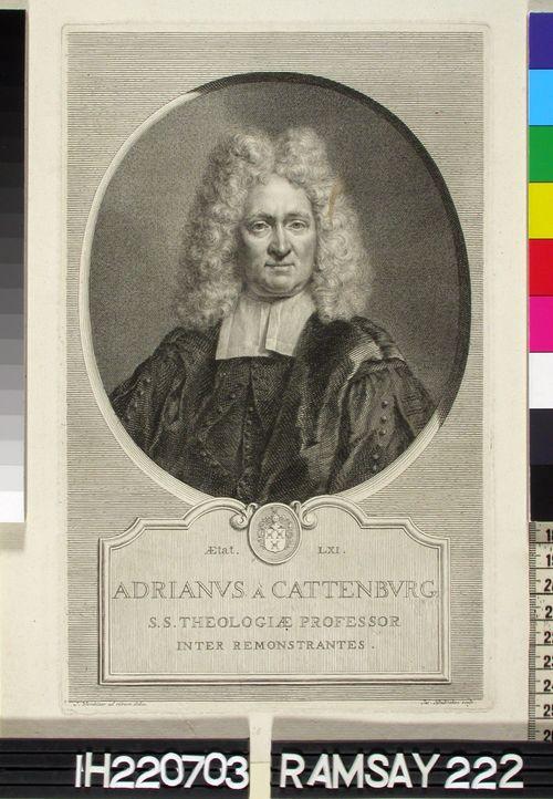 Adrian Cattenburg, rintakuvasoikio