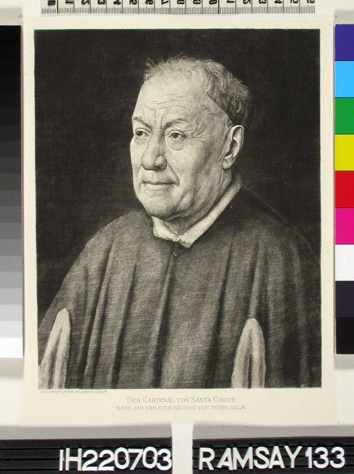 Santa Crocen kardinaali