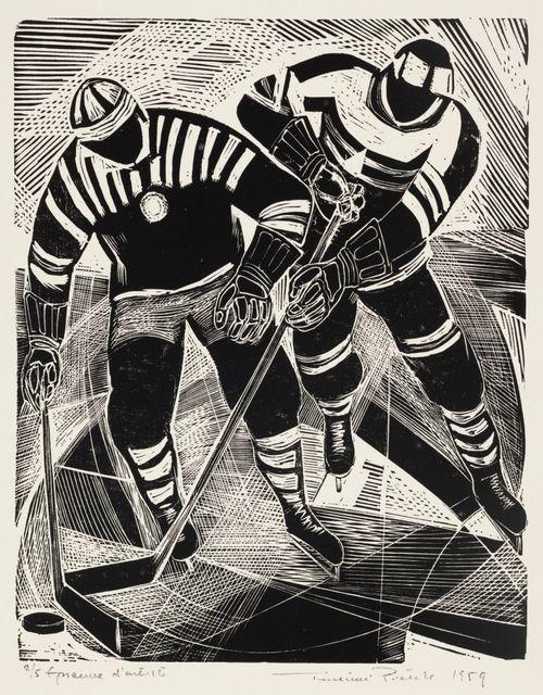 Jääkiekkoilijat