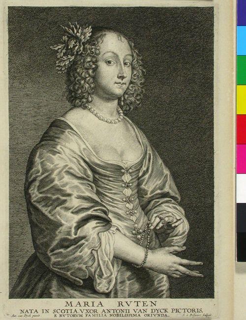 Maria Ruten (Ruthven)