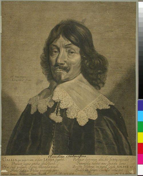 Claudius Salmanasius