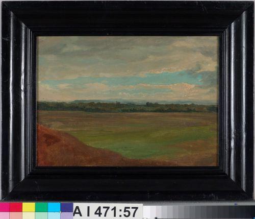 Broad Landscape, Study