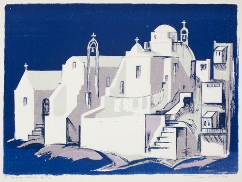 Kolme kirkkoa (Mykonos)