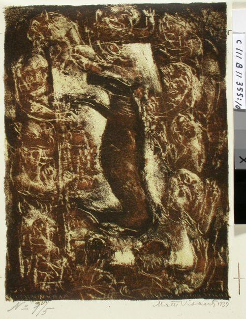 Kantelettaren kuvitusta (10) ; Häitä Hiitola pitävi