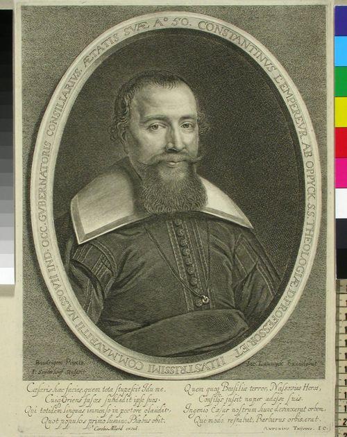 Constantinus L' Empereur ab Oppyck