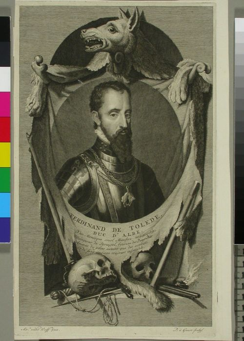 Alban herttua, Ferdinand Toledolainen