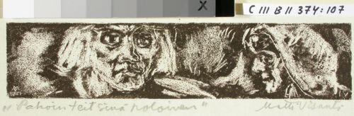 Kalevalan kuvitusta, VI runon loppuvignetti