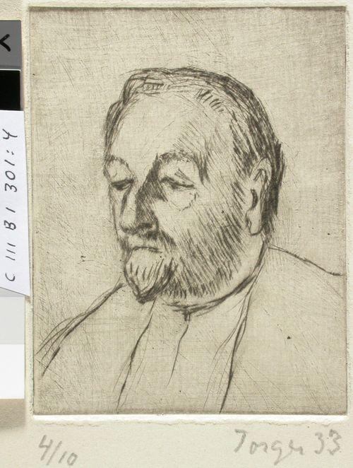 Taiteilijan isän muotokuva