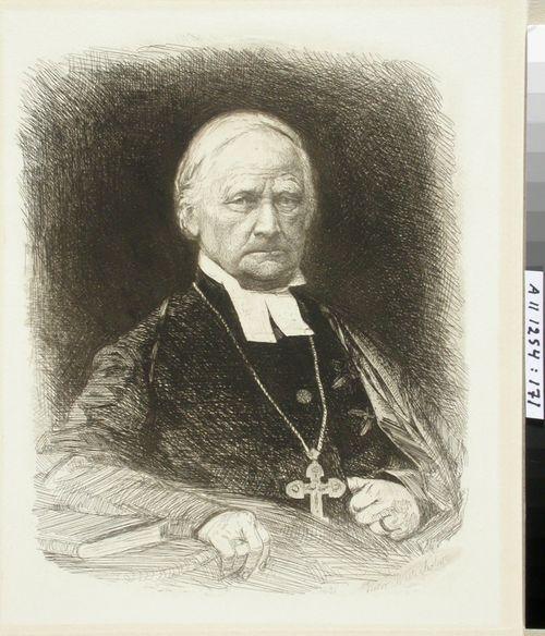 Arkkipiispa Bergenheimin muotokuva