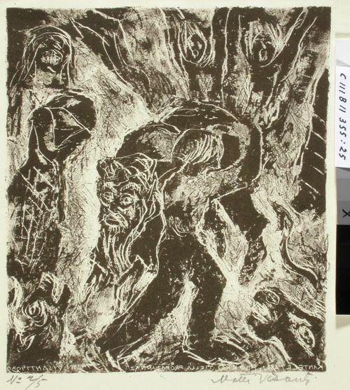 Kantelettaren kuvitusta (25); Prokko