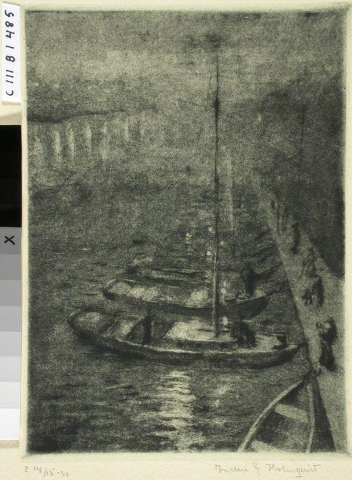 Saaristolaisveneitä Aurajoessa