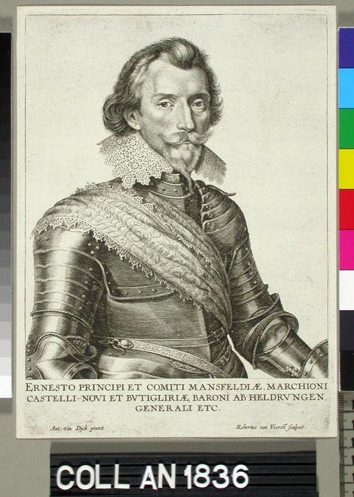 Ernest, Mansfieldin kreivi