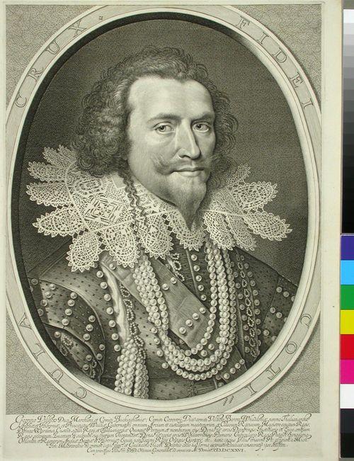 Georges Villiers, Buckinghamin herttua