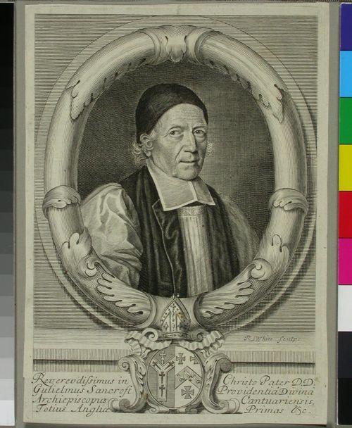 Canterburyn arkkipiispa William Sancroft
