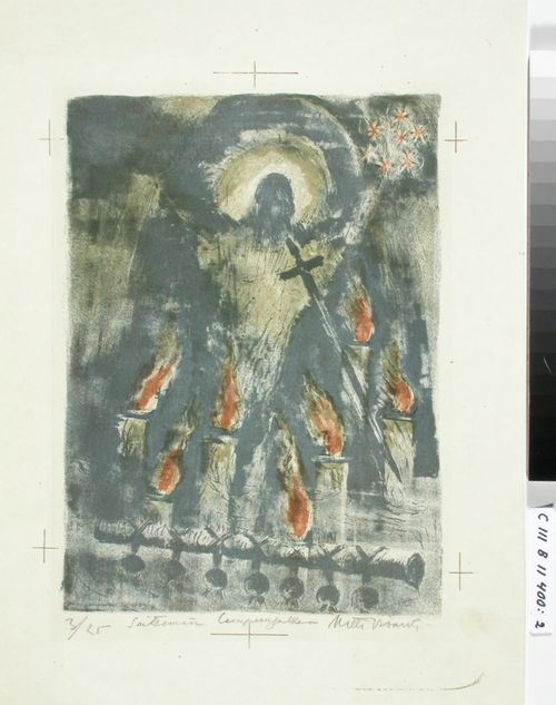 Ilmestyskirja ; Seitsemän lampunjalkaa (1)