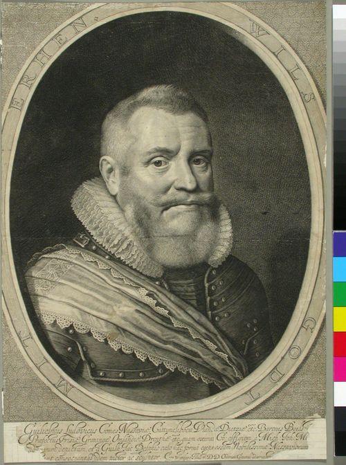 Nassaun kreivi Wilhelm Ludvig