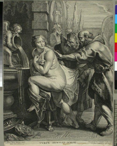Susanna ja vanhat miehet