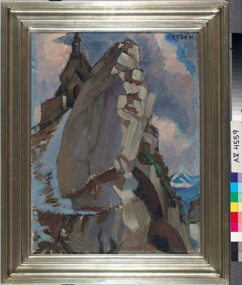Kirkko kalliolla