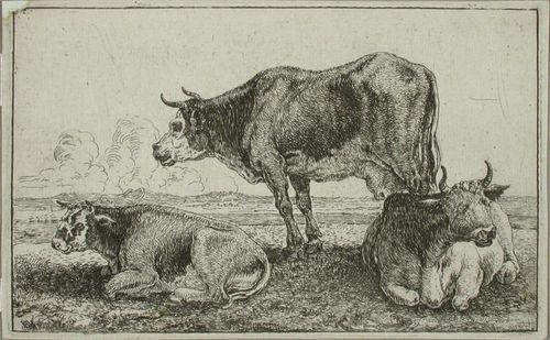Kolme lehmää